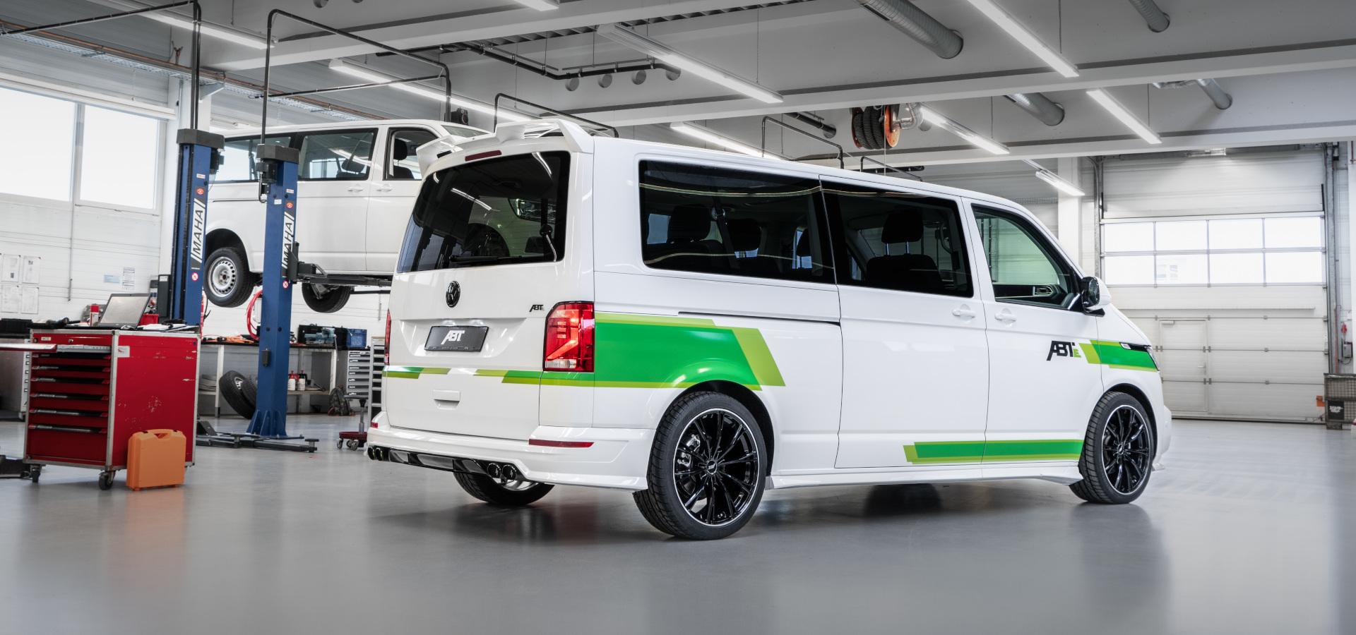 Abt E Transporter 6 1 Abt Sportsline